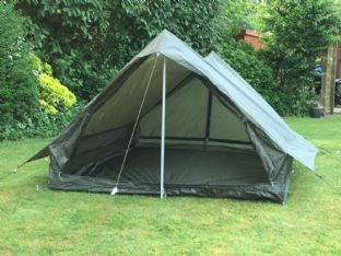 Two Man Tent.